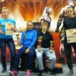 Švenčioniškiai varžėsi dėl pirmosios Lietuvos klasikinės jėgos trikovės taurės