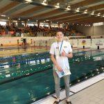 Džiugas Karklelis pagerino Lietuvos U15 rekordą