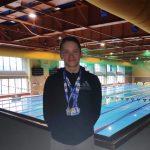 Džiugas Karklelis skynė medalius Alytuje