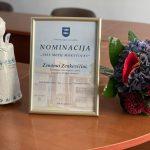 Mokytojų dienos proga pasveikti nusipelnę Švenčionių rajono sporto centro treneriai.